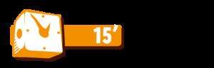 Durée 15Min