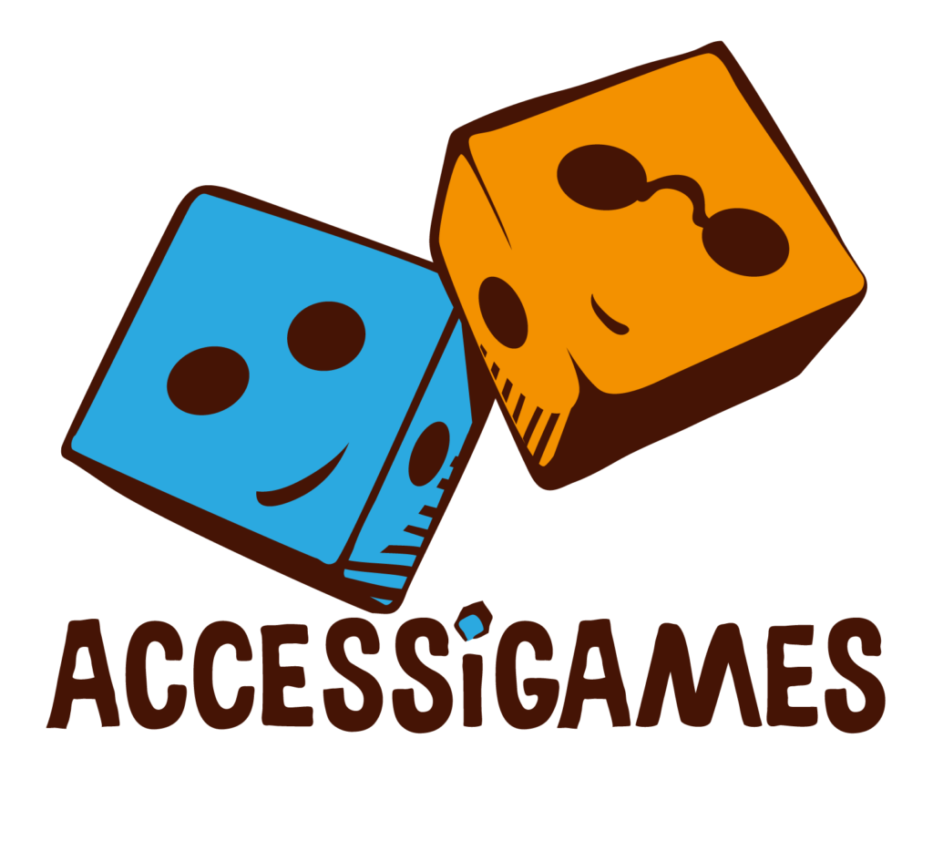 Logo AccessiGames