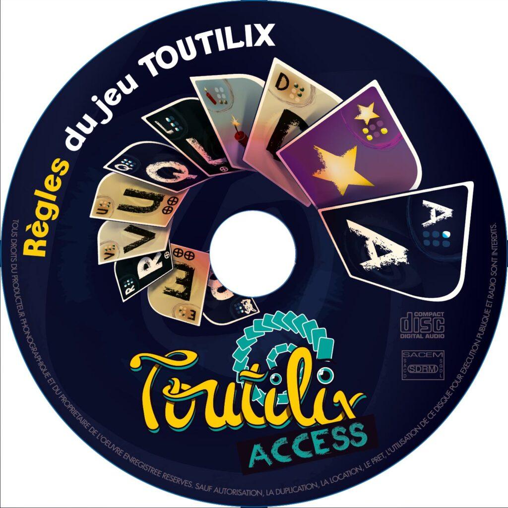 CD toutilix Access